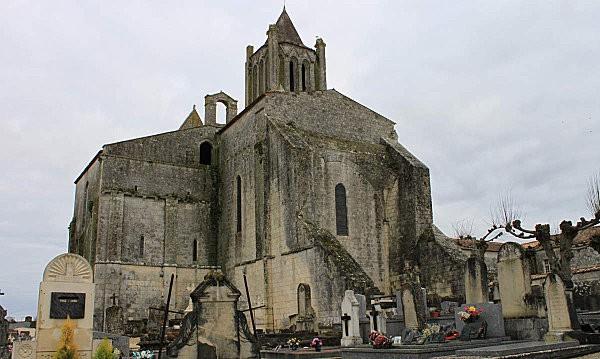 l'Abbaye de Sablonceaux 5