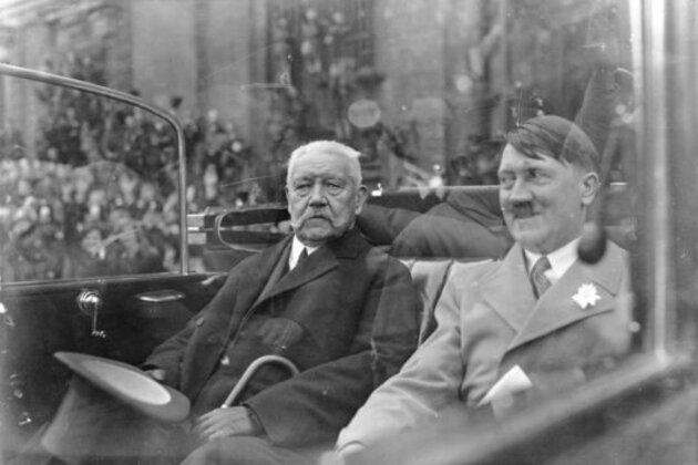 Adolf Hitler chancelier