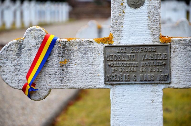 cimetière des roumains vallée noble soultzmatt val du pâtre