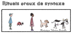 rituels et ateliers de syntaxe