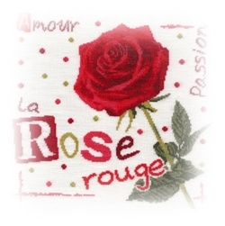La Rose Rouge de Lilipoints fin