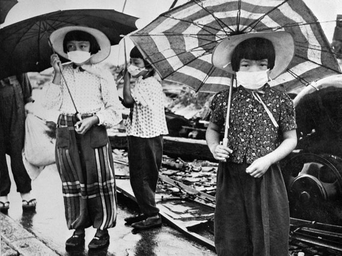 Hiroshima et Nagasaki : 75ème anniversaire  d'un CRIME atomique épouvantable