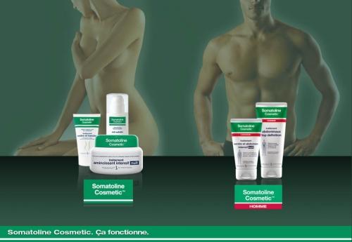 Somatoline Gamme
