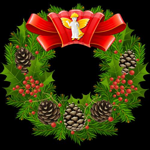 Couronne de Noël / 10
