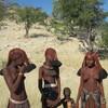 En territoire Himba