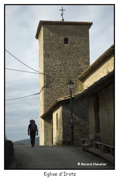 Etape Zubiri - Pamplona (1)