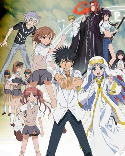 To Aru Majutsu no Index