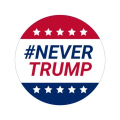 #NeverTrump icon