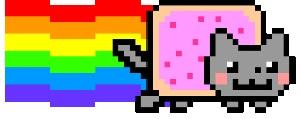 Fan Nyan cat !