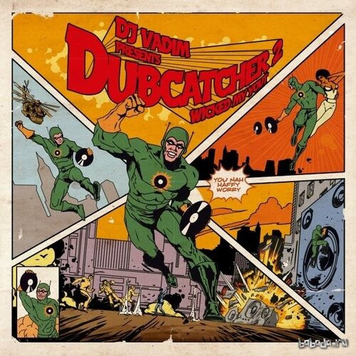 DJ Vadim - Dubcatcher Vol. 2 (Wicked My Yout) (2016) [Electro , Reggae , Dancehall]