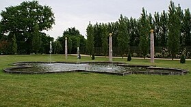Bassin quadrilobé