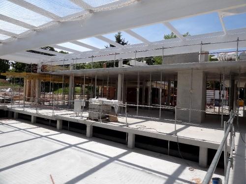 -La nouvelle piscine de Châtillon sur Seine
