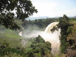 Saint Georges -  lac Tana - Bahar Dar