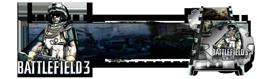 Bannière Battlefield 3