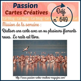 Passion Cartes Créatives#649 !