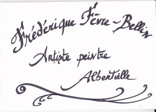 Frédérique FEVRE-BELLIN