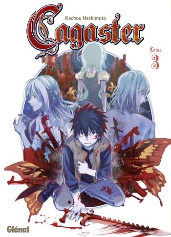 Cagaster - Tome 03 - Kachou Hashimoto