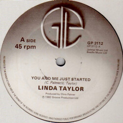 Linda Taylor - You And Me Just Started