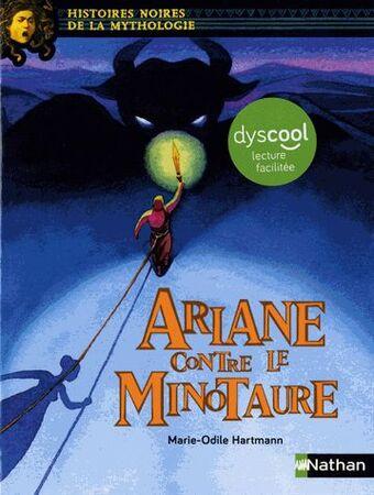 "Ariane contre le minotaure ""Roman Jeunesse"""