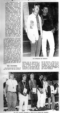 Nostalgie des années 1988 - 89