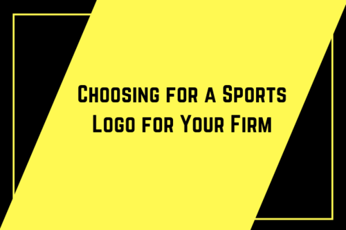 Choosing for a Sports Logo for Your Firm