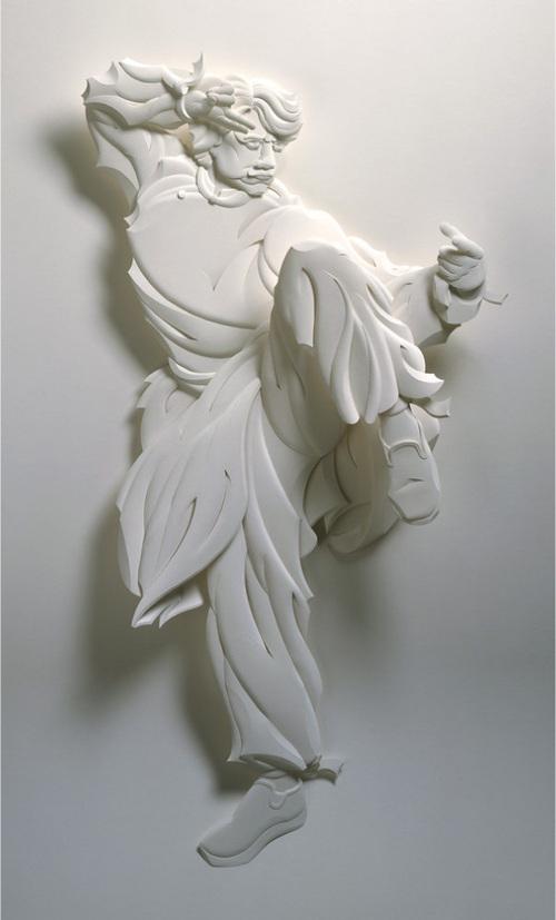 Magicien sculpteur