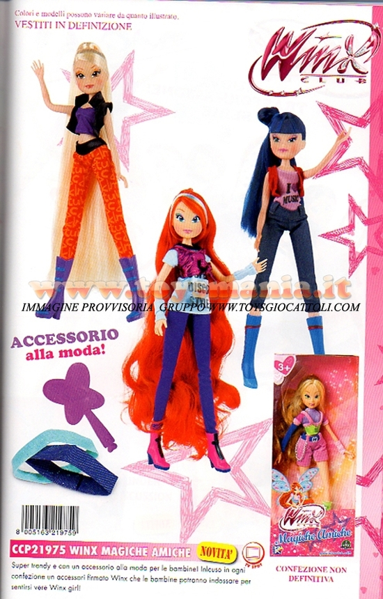 Winx Magic Friends