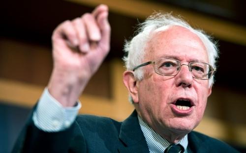 Campagne Sanders : un tournant