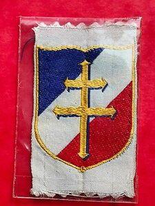 * Les soldats de l'ombre des Forces Françaises Libres