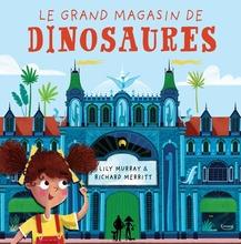 Le magasin de dinosaures