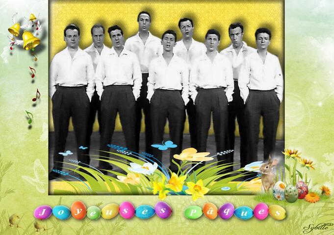 *Pâques*Le jour où toutes les cloches sonnent ♪♪♪