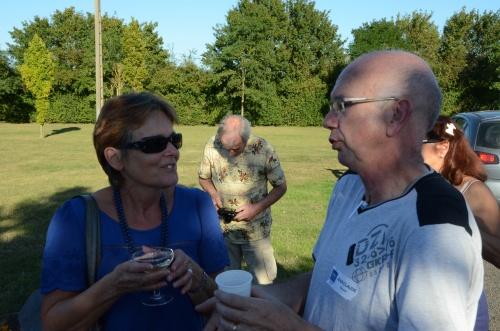 Tournoi 2012 : le pot de l'amitié