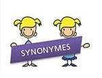 Synonymes et correction