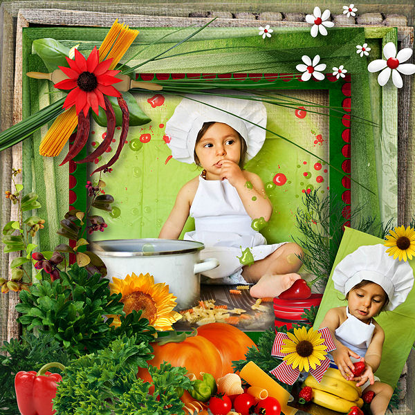 """Buon Appetito"" by Valkyrie Designs"