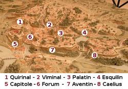 Labo d'archéologie : Rome (1ère partie)