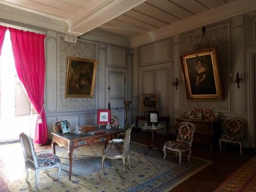 Le château de Gizeux ( 2 )