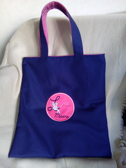 TOTE BAG: L'Fées mains
