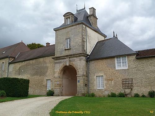Château de Trémilly
