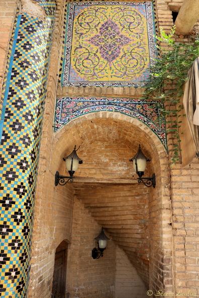 Sarâ-ye Moshir, Shiraz
