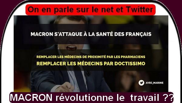Macron déraille