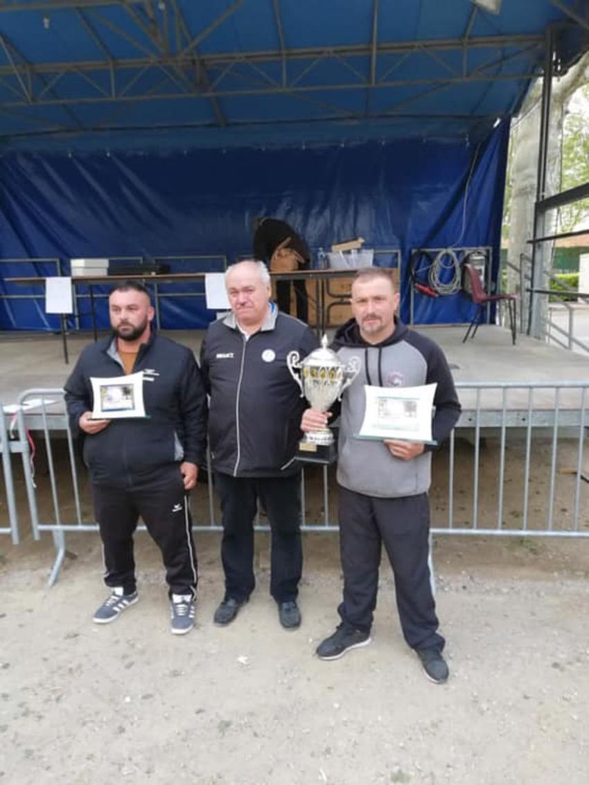 Championnat H.G T à T Masculin.