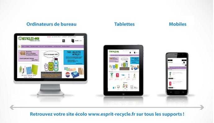 www.esprit-recycle.fr a fait peau neuve !
