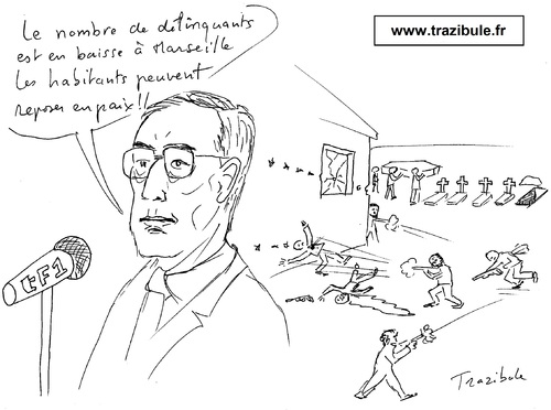 Les dessins de Trazibule