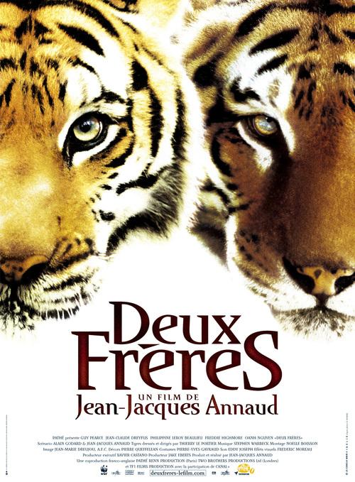 DEUX FRERES BOX OFFICE FRANCE 2004
