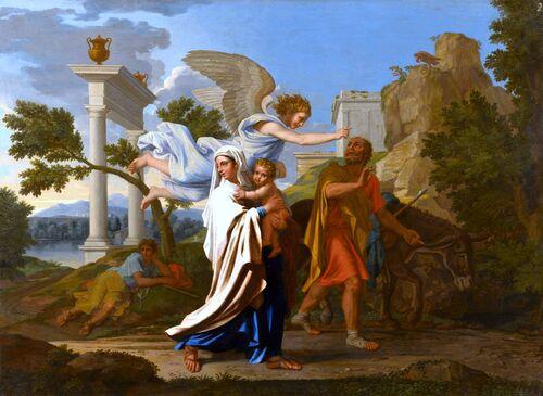 Nicolas Poussin et Dieu!