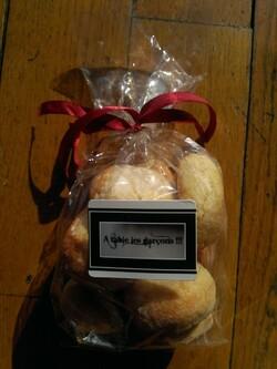 Les biscuits menthe chocolat...ou la blog box 2ème édition par Esméralda