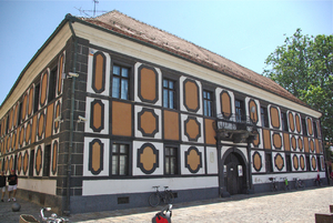 VARAŽDIN Palais Sermage