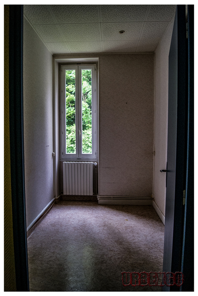 urbex sanatorium abandonné