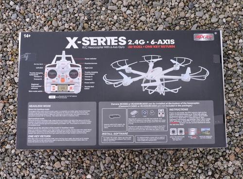 X600 - MJX (Présentation)