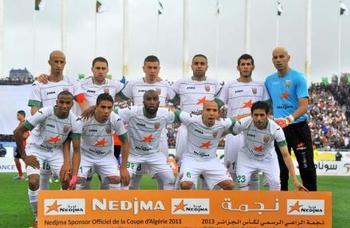 Mercredi 01 mai 2013 finale coupe d'Algérie MCA-USMA 0-1
